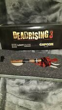 Loot Crate Exclusive Dead Rising 3 Sledge Saw Hammer Pen Collectors Item New