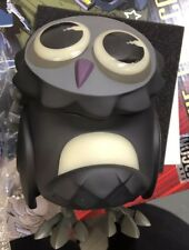 Coarse Sdcc Omen Owl Signed Designer Toy Vinyl GID exclusive Friends And Family