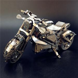 Metal Model Kit 3D Puzzle Harley Davidson Livewire Motorcycle Motorbike DIY 3D