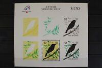 Neuseeland, Vögel, MiNr. Block 18, postfrisch / MNH - 615675