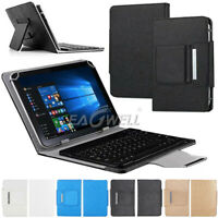 "For Samsung Galaxy Tab A 7"" 8"" 10.1"" 10.5"" Tablet Universal Keyboard Case Cover"