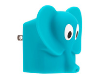 Griffin Na39138 KaZoo Elephant Usb Wall Charger