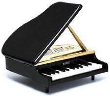 Kawai Mini Grand Piano Black 25 key Music Toy /41fm w/Tracking# form JAPAN F/S