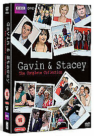Gavin & Stacey: The Complete Collection DVD (2009) Joanna Page cert 15 6 discs