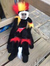 Wild Republic Wild Wear Tribal Gear Hanging Plush Monkey 18 Inches