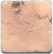 Pavimento/rivestimento in marmo ROSA PERLINO10 x10x1  ANTICATO