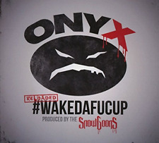 Onyx & Snowgoons-#Wakedafucup (Reloaded)  (UK IMPORT)  CD NEW