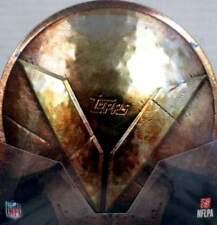 2012 Topps Valor Football Factory Sealed Hobby Box -3 Autos & 1 RC Patch Per Box