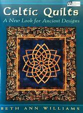 CELTIC QUILTS Buch Schnittmuster Vorlage Muster Keltisch Quilt Patchwork Nähen