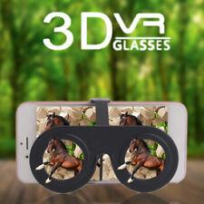 Foldable Mini 3D VR Virtual Reality Glasses Universal Phone Holder Glasses