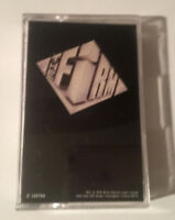 THE FIRM - The Firm Self Titled - Cassette Tape - EX Cond. (Rodgers Page)