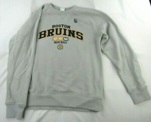 Boston Bruins NHL Men's Crew Neck T-Shirt