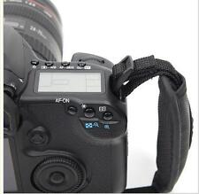Wrist Hand Grip Strap PU Leather for DSLR SLR Camera Canon Nikon Sony Pentax