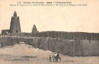 Afrique Occidentale - SOUDAN - TOMBOUCTOU