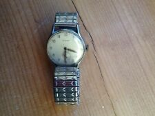 jewels/antimagnetic/st.st .back -spares & repairs Magnat Mans Watch - 15