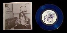 """1966 CAPTAIN BEEFHEART LIVE @ AVALON BALLROOM S.F. -BLUE VINYL- 7"""" FRANK ZAPPA"""
