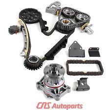 99-06 Suzuki Vitara Chevy 2.5L 2.7L Engine Timing Chain Kit Water Pump H25A H27A