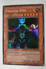 Yu-Gi-Oh Card - DL4-001 - MACHINE KING HOLO  unplayed