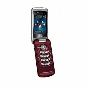 BlackBerry Pearl Flip 8220 Red DUMMY Display Toy Flip Cell Phone