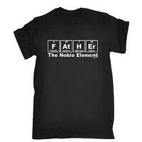 Father The Noble Element T-SHIRT Dad Geek Daddy birthday Physics birthday