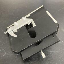 Nikon Mechanical X Y Microscope Stage With Slide Specimen Clip Labophot Optiphot