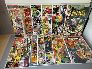 Vintage 14 Issue Comic Lot (3)