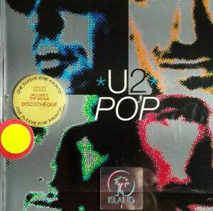 """Cd """" U2 POP """"  Include singolo Discothèque."""