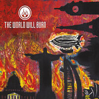 The World Will Burn • Severity CD 2016 •• NEW ••