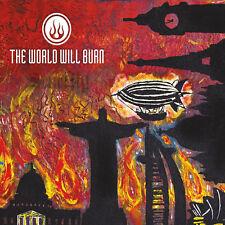 The World Will Burn - Severity CD 2016 ** NEW ** STILL SEALED **