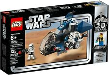 New LEGO Star Wars 75262 Imperial Dropship 20th Anniversary Edit 5 Minifigures