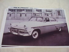 1954 FORD  TAXI   11 X 17  PHOTO  PICTURE
