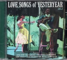 Love Songs Of Yesteryear CD (Vol 2) Billie Holiday/Artie Shaw/Ella Fitzgerald