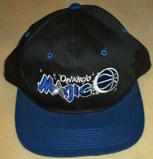 Orlando Magic black blue snap back hat/cap , NEW NWOT