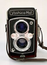 Vintage Yashica-Mat Copal-MXV TLR Camera 80mm 1.3.2 / 1.3.5 Untested AS-IS