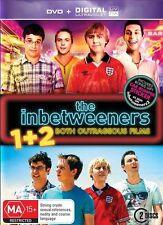 The Inbetweeners Movie / The Inbetweeners 2 (DVD, 2014, 2-Disc Set)