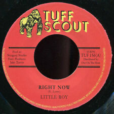 """Little Roy - Right Now NEW!!! Tuff Scout 156 7"""""""