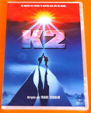 K2 - Franc Roddam - Español / English -DVD R2- Precintada