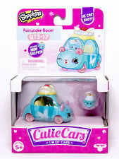 Shopkins Cutie Cars QT3-17 Fairycake Racer Series 3 New