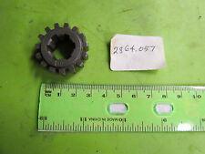 NOS 28M Montesa Cota 123 125cc Trials Transmission Gear  p/n 2864.057  28.64.057