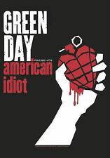 GREEN DAY AUFKLEBER / STICKER # 23 AMERICAN IDIOT