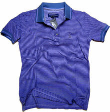 Refrigue Polo T-shirt Men Bear 100% Originale Uomo New
