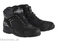 Alpinestars SIERRA GORE-TEX Black Motorbike/Scooter Waterproof Ankle Boots/Shoe