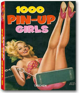 1000 Pin-up Girls: KO (25th Anniversary Special... by Hellmann, Harald Paperback