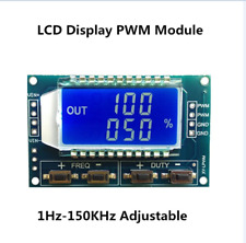 3.3V-30V Wave LCD Test Equipment Adjustable Module PWM Pulse Frequency Signal