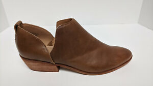 Frye and Co. Rubie Slip-On Bootie, Tobacco Brown, Women's 9 M