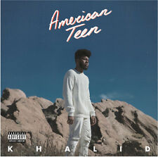 Khalid - American Teen [New CD] Explicit
