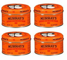 4 x Murray's Superior Hair Dressing Pomade 85g