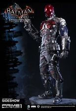 SIDESHOW Prime 1 STUDIO 1:3 BATMAN: Arkham Knight Red Hood EXCLUSIVE STATUE