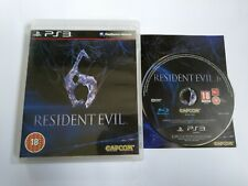 Resident Evil 6 - PS3 Game - PlayStation 3 RE6 - Free, Fast P&P!