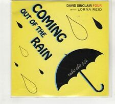 (HE364) David Sinclair Four with Lorna Reid, Coming Out Of The Rain - 2015 DJ CD